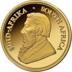 Gold Krugerrand - Gold Coin
