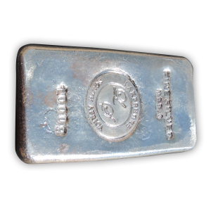 1 Kilo Lakeshore Cast Silver Bar