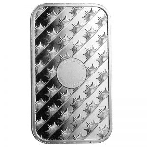 Buy 1 oz Sunshine Minting Inc. Silver Bar from Lakeshore Trading