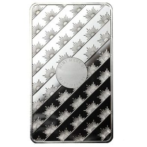 Buy 10 oz Sunshine Minting Inc. Silver Bar from Lakeshore Trading
